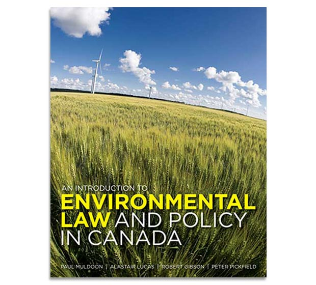 Environmental Law and Policy in Canada